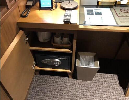 ホテル清掃部屋のイメージ写真