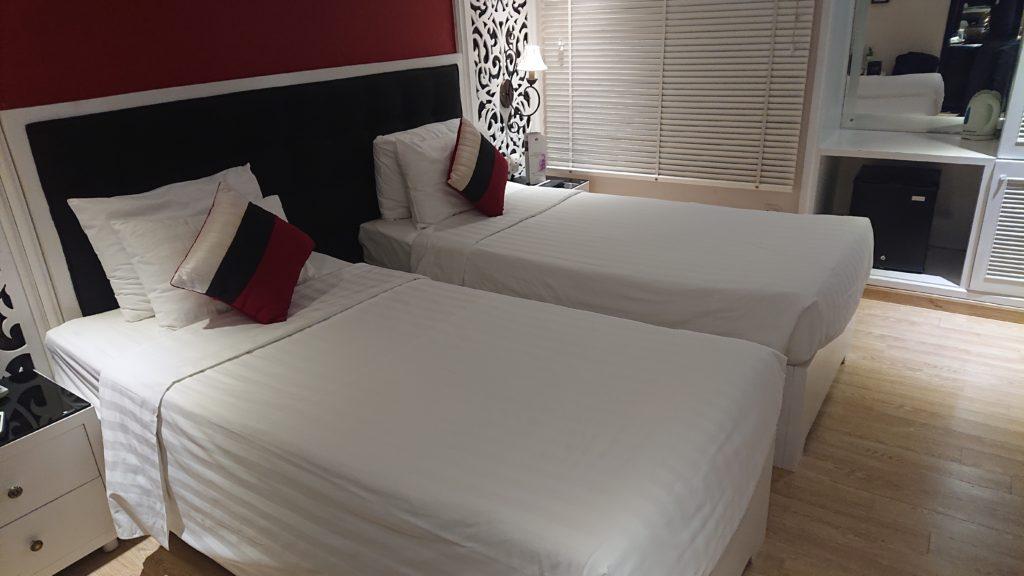 宿泊したホテル①